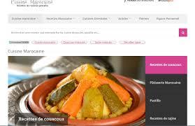 site de cuisine marocaine en arabe 6 meilleurs de cuisine marocaine pour découvrir tous les plats
