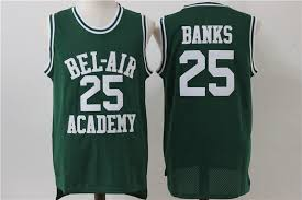2016 new banks movie of number 25 color green and black bel air s