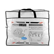 All Seasons Duvet Double All Seasons Goose Feather And Down Duvet Single Double King Super