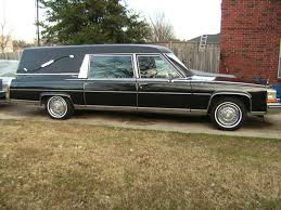hearse for sale 87 cadillac hearse for sale