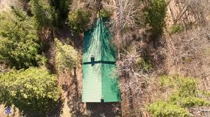 al capone u0027s secret canadian hideaway drone footage youtube