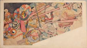 Diego Rivera Rockefeller Center Mural Controversy by Another Promised Land Anita Brenner U0027s Mexico At The Skirball