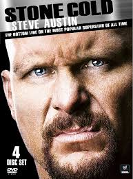 amazon com stone cold steve austin the bottom line on the most
