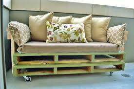 Diy Pallet Bench Instructions Pallet Sofa Pallet Idea