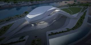 home theater construction plans zaha hadid a complete list of unbuilt designs curbed