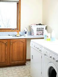 Decorating A Laundry Room Decorating A Laundry Room Before Bland Laundry Room Decorating