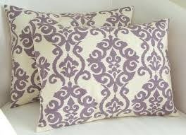 Purple Decorative Pillow Royal Purple Accent Pillows – eurogestion
