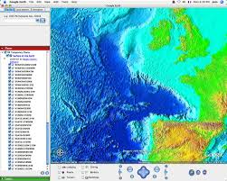 Michigan Google Maps by Google Ocean Marine Data For Google Maps Google Earth