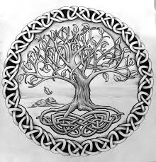 norse tree of designs tattos for