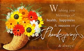 inspirational happy thanksgiving day quotes sayings wishes