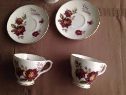 wedding items for sale bone china ruby wedding items for sale in bracknell berkshire