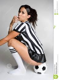 soccer referee halloween costume soccer referee royalty free stock photo image 6198765