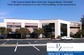 Virginia Beach Maps And Orientation Virginia Beach Usa by Parks Zeigler Pllc Attorneys At Law 4164 Virginia Beach Blvd