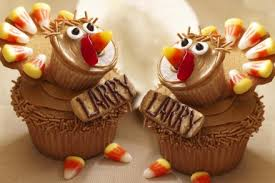 thanksgiving hello cupcake