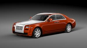 roll royce modified rolls royce ghost 2011 by korneelov 3docean