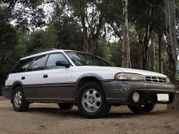 subaru outback custom bumper file subaru outback 2 5i 1996 16628133812 jpg wikimedia commons