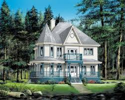 Queen Anne House Plans 100 House Plans With Turrets Victorian Style House Plan 4