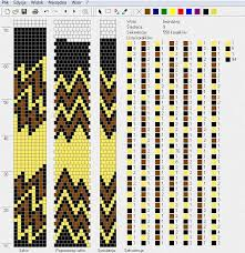 bead crochet necklace pattern images 151 best bead crochet patterns images bead crochet jpg