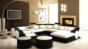 canap panoramique design canape canape design noir et blanc canape design 3 2 noir et blanc