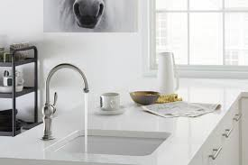 100 new kitchen faucet kohler barossa single handle pull