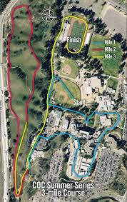 Mount Sac Map 10 U2022 Coc Summer Series Race 2 U2022 10 West Ranch Cross Country