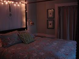 Decorating With String Lights Cool String Lights For Bedroom House Design And Office Romantic