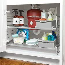 kitchen sink cabinet storage ideas sink organizers dish racks dish drainers sink