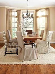 Brilliant Dining Room Chair Covers Uk For Pictures Startupio Us - Dining room chair slipcovers with arms