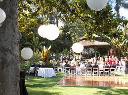 Backyard Wedding Locations Backyard Wedding Venues San Diego Home Outdoor Decoration