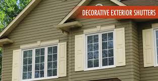 exterior window trim ideas with shutters precious decorative