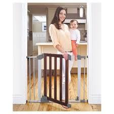 Munchkin Baby Gate Banister Adapter Munchkin Baby Gate Brown Target