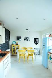 Kitchen Yellow - lemon and dove grey dining room yellow and grey decorating ideas
