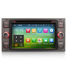 android 6 head unit dab radio dvd satnav gps stereo for ford 6000