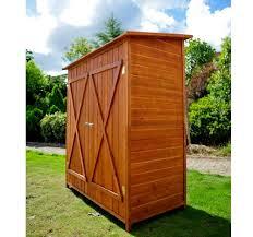 armadi in legno per esterni armadio ripostiglio da esterno in legno terminali antivento per