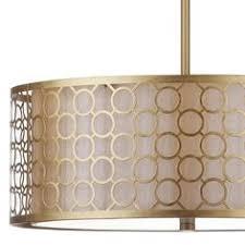 sausalito 25 wide silver gold pendant light sausalito 25 wide silver gold pendant light style 95307 light