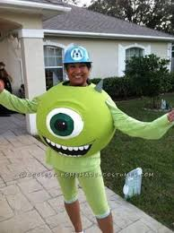 Monster Baby Halloween Costume Monsters U201cboo U201d Costume Diy Tutorial Halloween Homemade