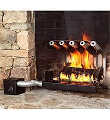 wood fireplace blower dact us