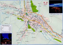 Maps Engine Xining City Map U0026 Location China Maps Map Manage System Mms