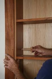 Secret Door Bookcase How To Build A Hidden Pivot Bookcase Door Includes Easy To