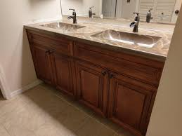 Bathroom Vanities Tampa Fl by Custom Concrete Vanity Top Prosource Wholesale