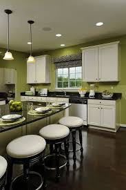 black walls white kitchen cabinets how to use pantone s 2017 color of the year in your kitchen