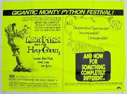 monty python and the holy grail and now for something completely