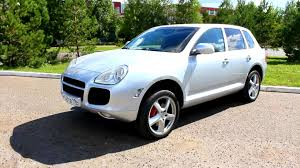 2005 Porsche Cayenne - 2003 porsche cayenne turbo start up engine and in depth tour