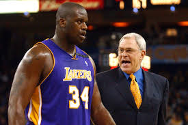 Shaq Bench Shaq Blames Knicks Players For Failing Phil Jackson U0027s Blueprint