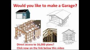 motorcycle storage shed diy building cool garage youtube