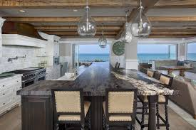 captivating kitchens with an ocean view kitchen stainless steel