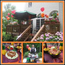 outdoor graduation party decorating ideas party themes inspiration