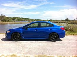 subaru wrx custom blue the 2015 2016 subaru wrx sti pic thread part 2 nasioc