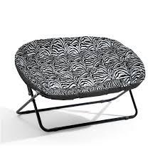 Black Outdoor Chair Cushions Furniture Rattan Outdoor Papasan Chair With Floral Cushion Seat