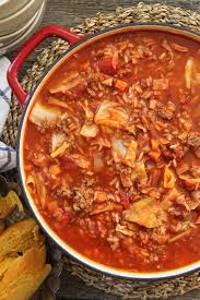cabbage roll soup a pretty life in the suburbs